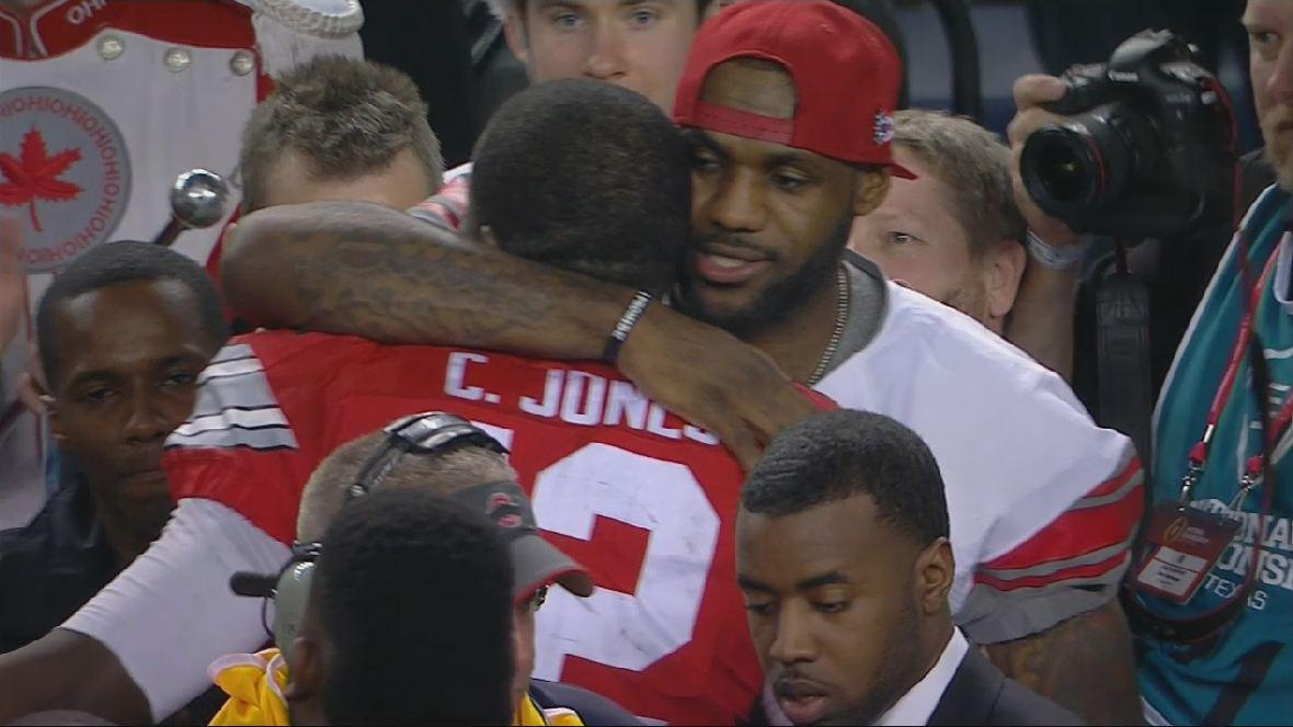 One of these guys brought Ohio a championship... http://t.co/IVoXqJEMCA