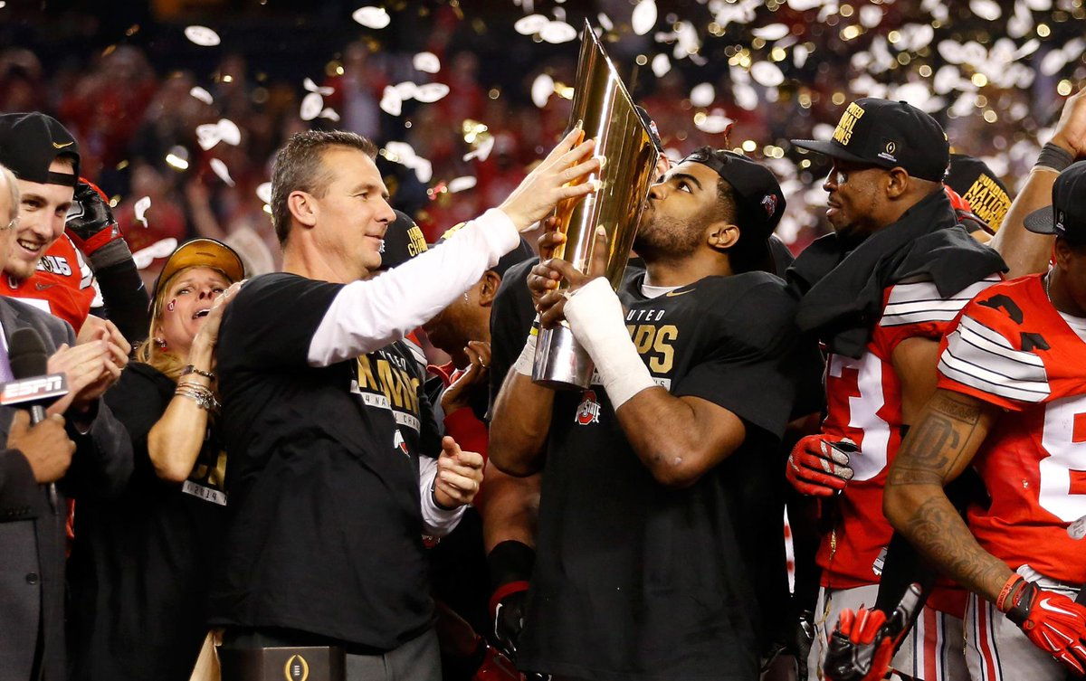 Ohio State is now 9-0 all-time vs Oregon, its best record against any school. (via @ESPNStatsInfo) http://t.co/nQztRAqR37