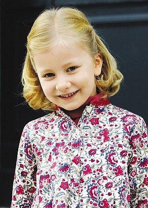 エリザベート・ド・ベルジック(Élisabeth de Belgique) 2001年10月25日~ ベルギー王太女、ブラバント女公。父:現ベルギー国王フィリップ https://t.co/ojMKu2Ad94