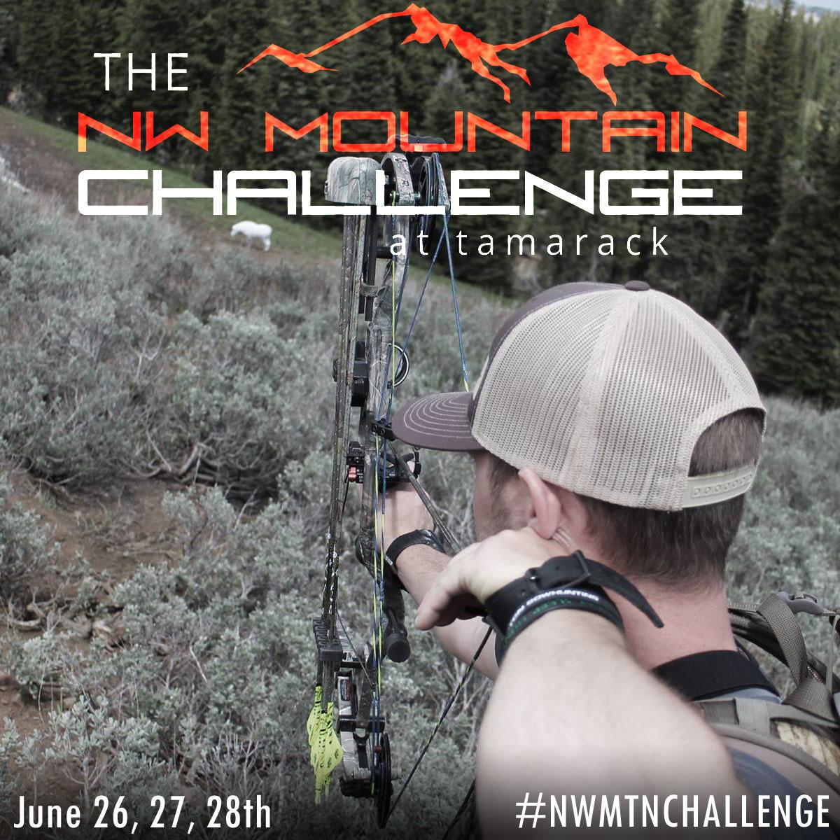 Can't wait for the NW Mountain Challenge shoot this summer!  I'll be there...how about you?  http://t.co/DWkdNF7kPD http://t.co/AW5GeadEKU