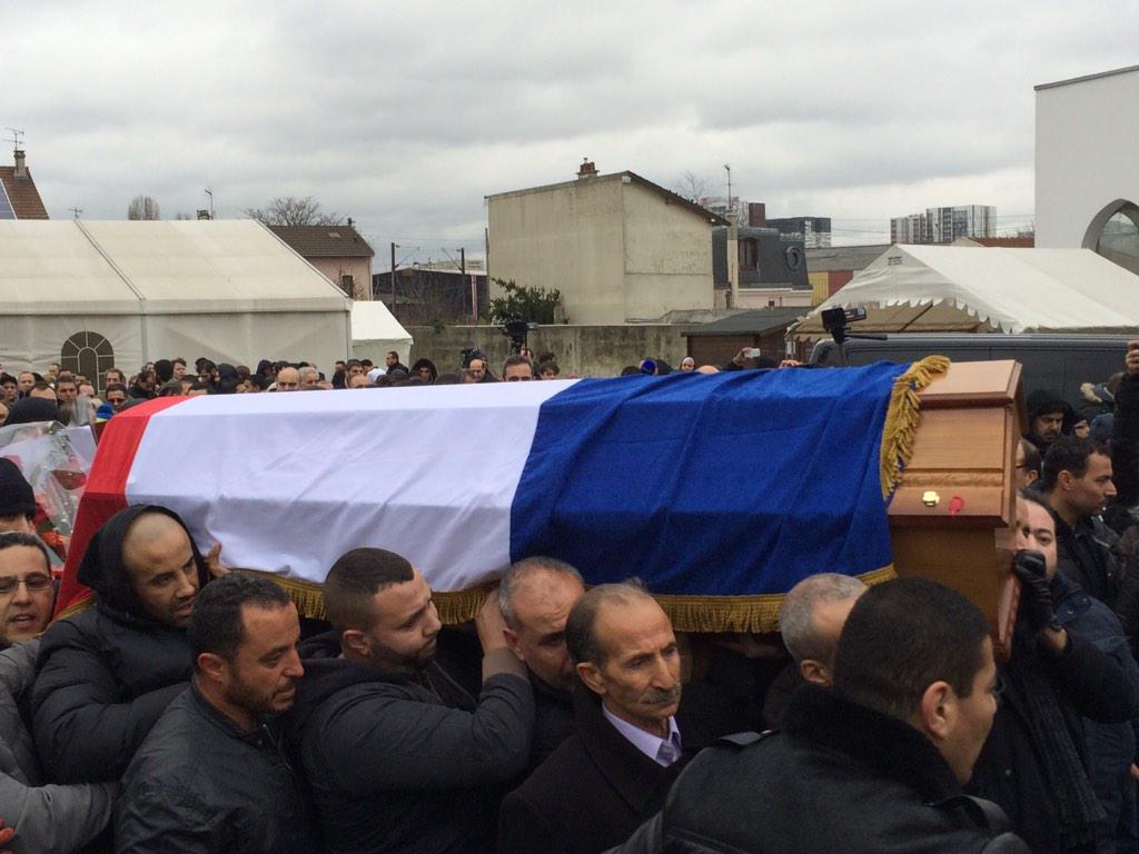Defiance, sorrow as terror victims are mourned in France, Israel
