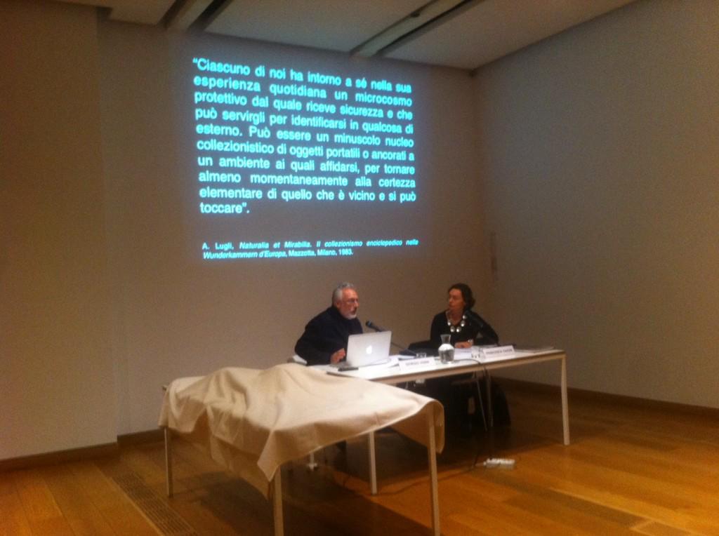 Thumbnail for Giorgio Vigna dialoga con Francesca Taroni per #CollectionTalks