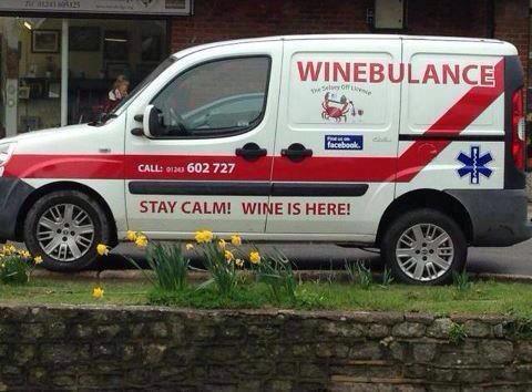 Wine Ambulance