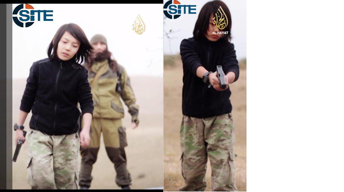 Niño asesino del Estado Islámico 1