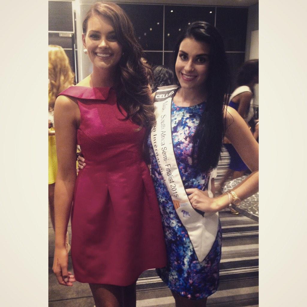 The Official Thread of Miss World 2014 ® Rolene Strauss- South Africa - Page 5 B7PgfGgCQAIGnRm