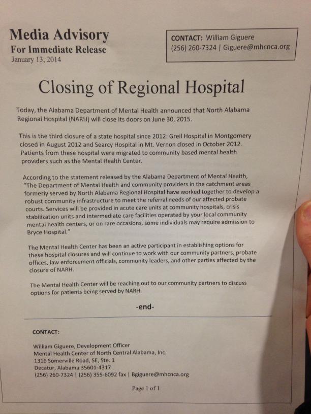 Kelvin Reynolds On Twitter Another State Run Mental Hospital In