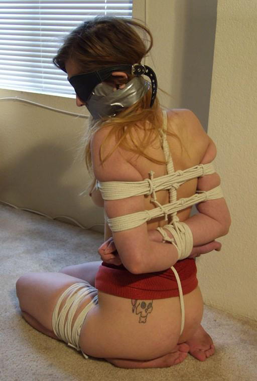 Porn rope bondage