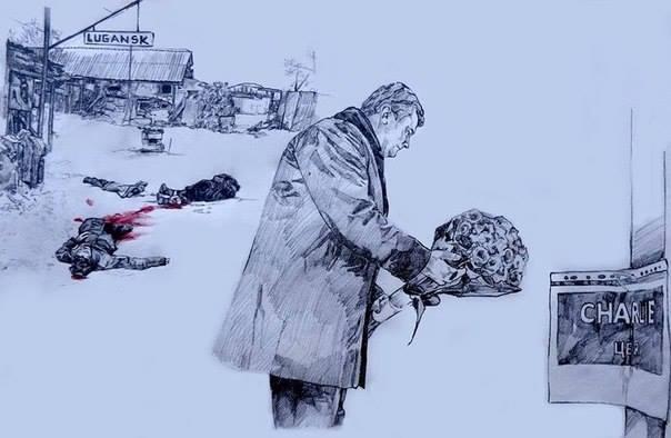 Amnesty International требует немедленного расследования трагедии под Волновахой - Цензор.НЕТ 2573