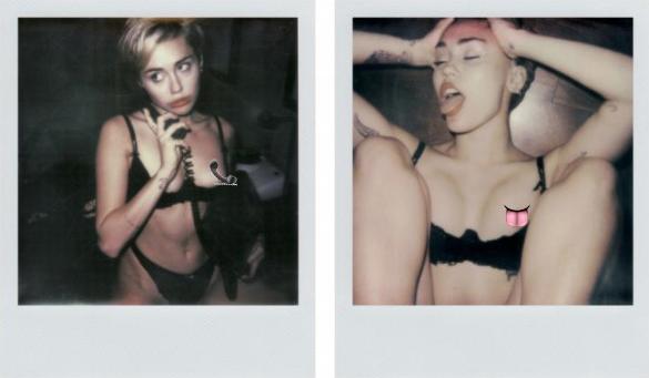 Kostenlose Nacktbilder von Milie Ray sirus
