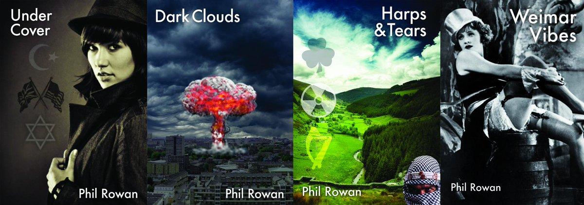 RT @WriterRowan Allah's bad boys have nukes – so beware! #thriller +-D...