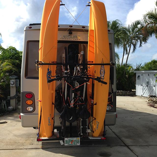 Rv Kayak Racks Com On Twitter Quot Leisurevans Leisure Van
