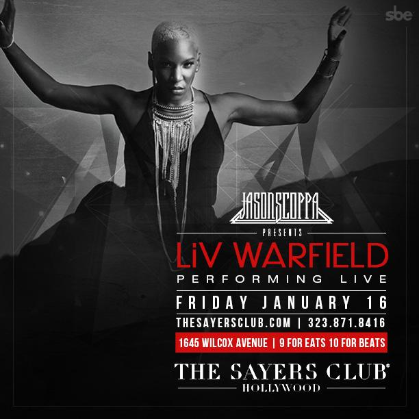 THIS FRIDAY. A very special live performance by the one and only @livwarfield! http://t.co/u25TOLeHn0 http://t.co/Sv7HZEgSYT