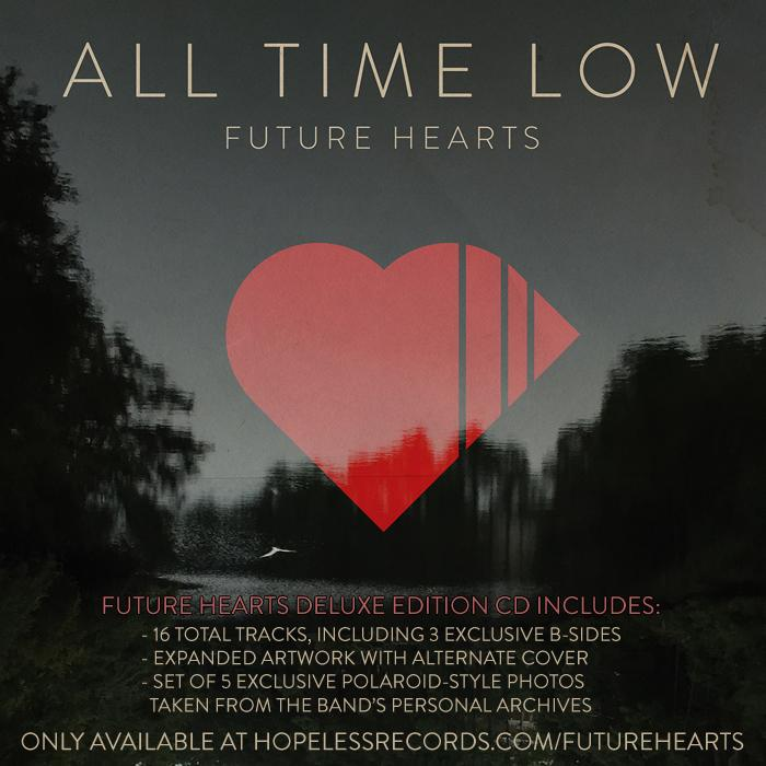 Future All-Time Low Hearts