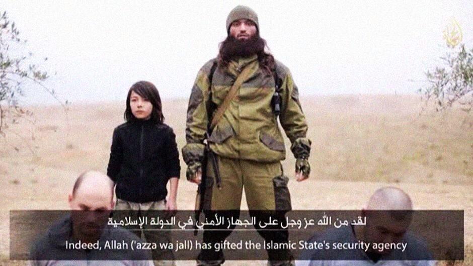 """В """"Исламском государстве"""" заявляют, что казнили двух агентов ФСБ, которыми хвастался Кадыров - Цензор.НЕТ 1629"""