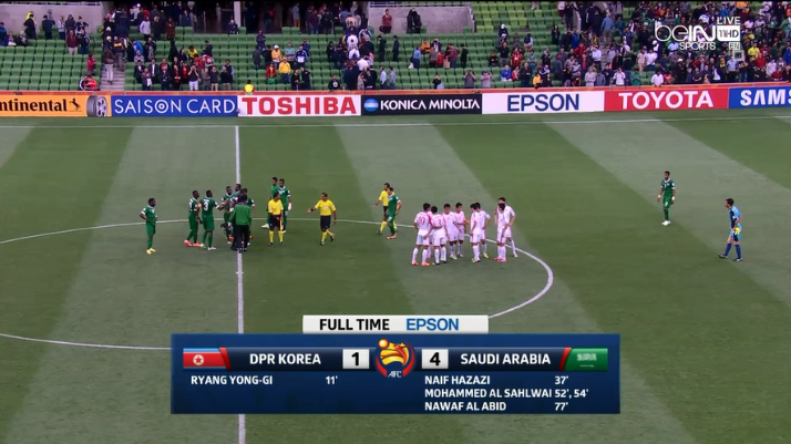 اهداف مباراة السعودية وكوريا الشمالية 4-1 || كاس امم اسيا ||14-1-2015