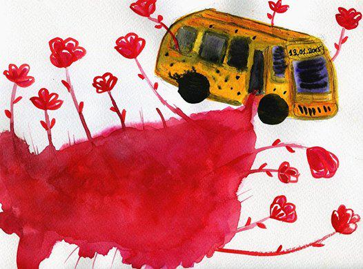 Террористы похвастались обстрелом Гранитного, во время которого погибла двухлетняя девочка - Цензор.НЕТ 4703