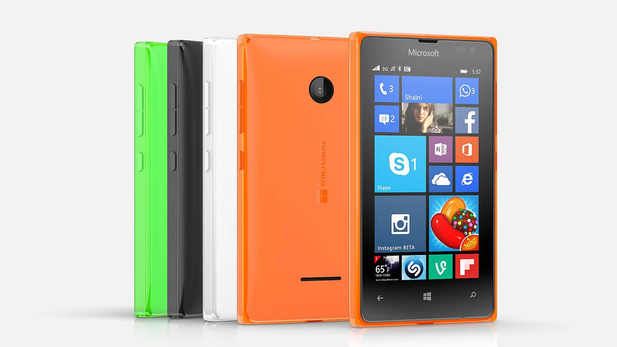 Microsoft makes Windows Phone more affordable with new Lumia 435 and 532
