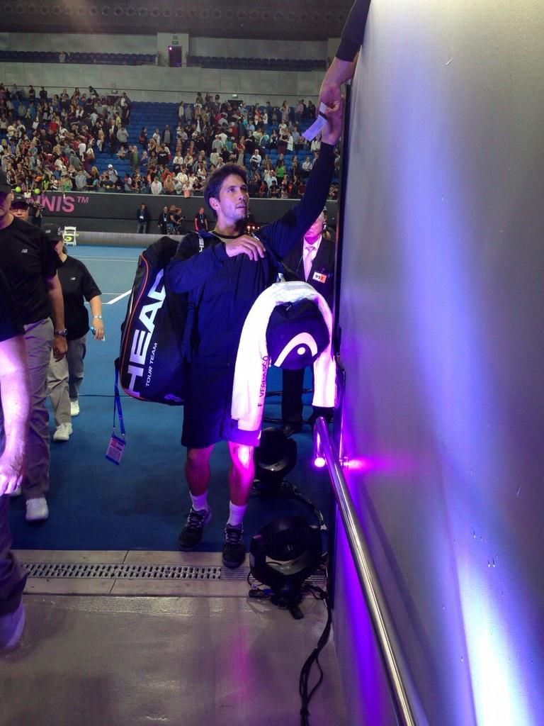 沃达斯科签约海德使用德约同款网球拍