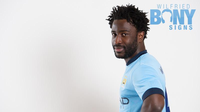 Transferts : Bony rejoint City!