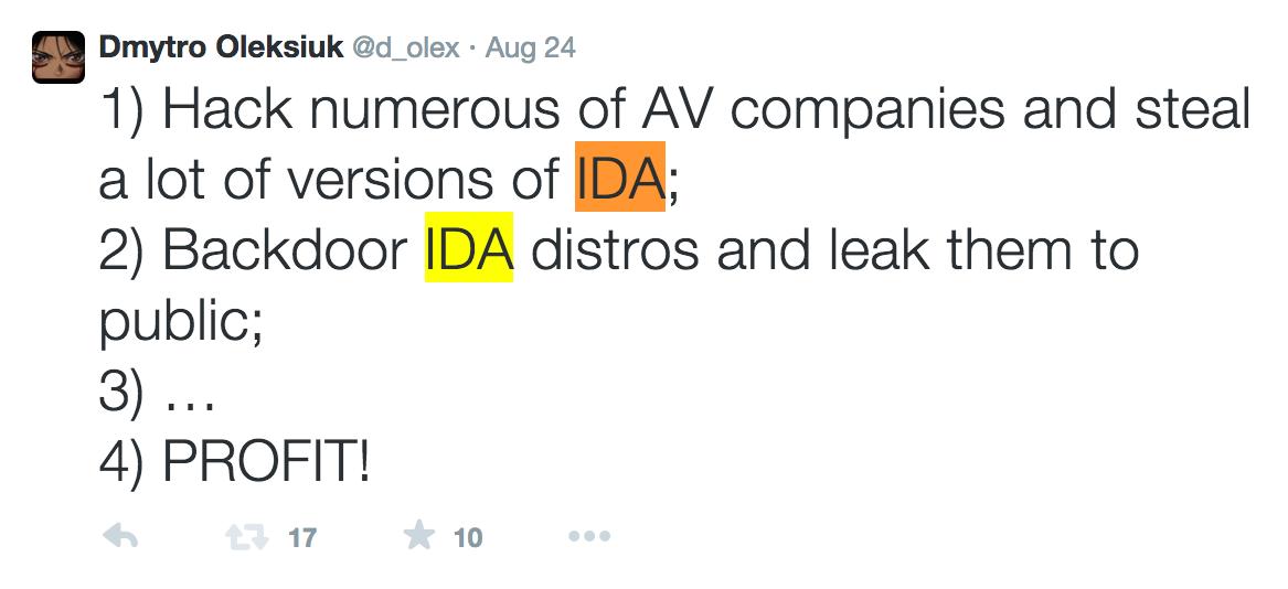 Leaked] IDA Pro 6 6 + HexRays 2 - Reverse Engineering - R0 CREW