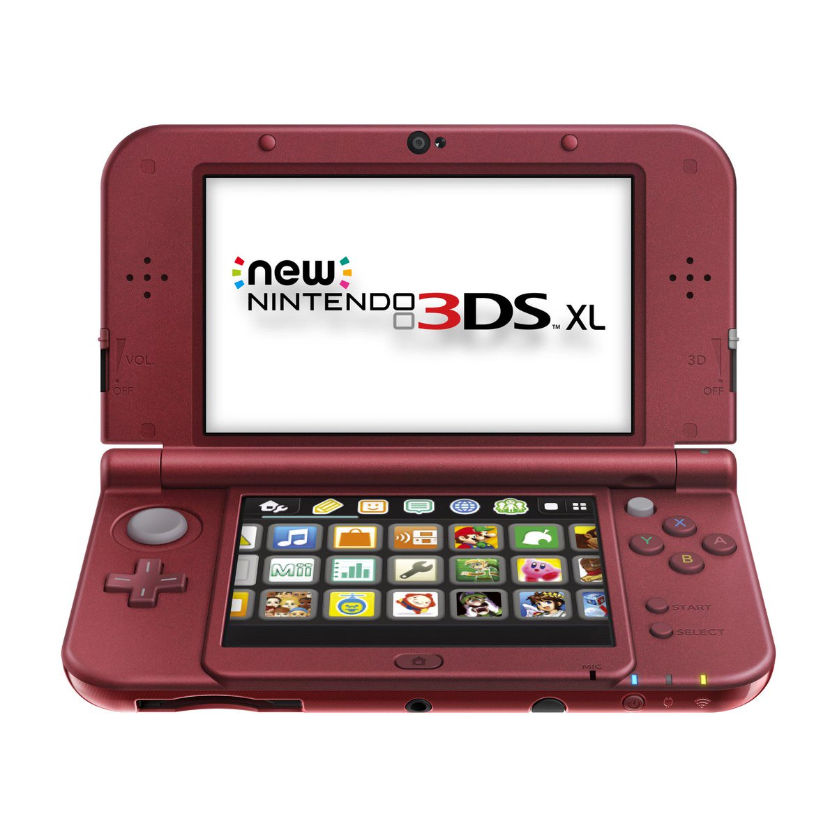 New Nintendo 3DS And Nintendo 3DS XL Launching Feb 13