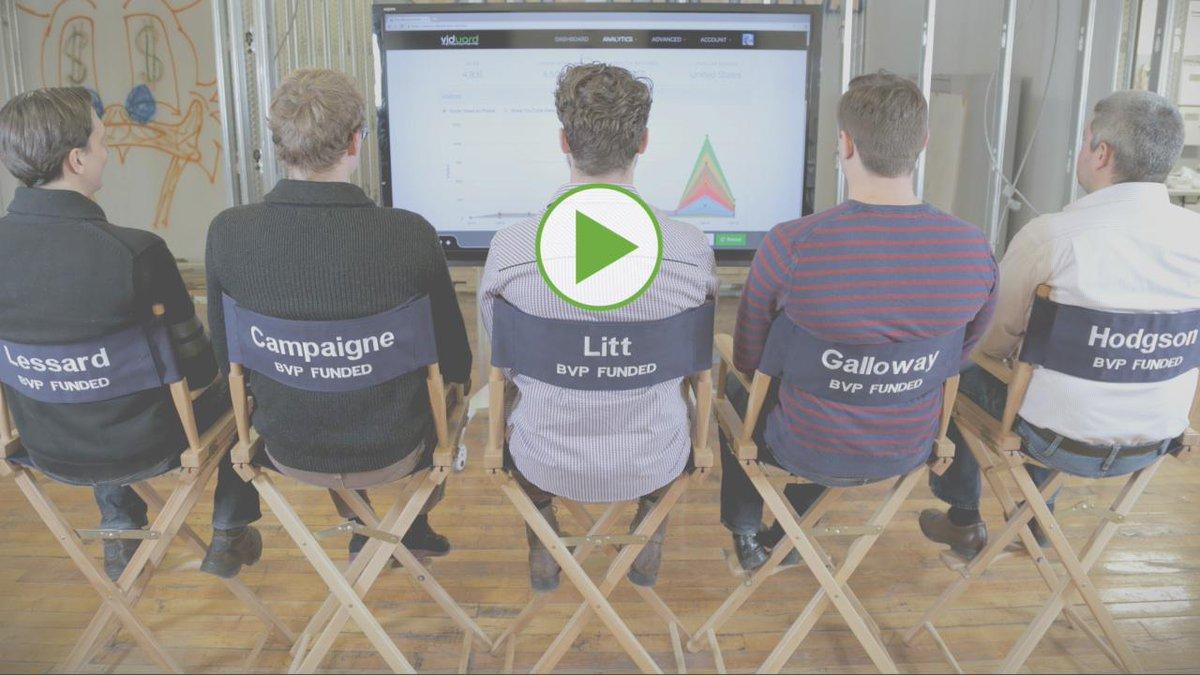 Vidyard Raises $18M to Fuel #VideoMarketing Innovation http://t.co/9tS3VcKcba http://t.co/9eu1B7TvGl