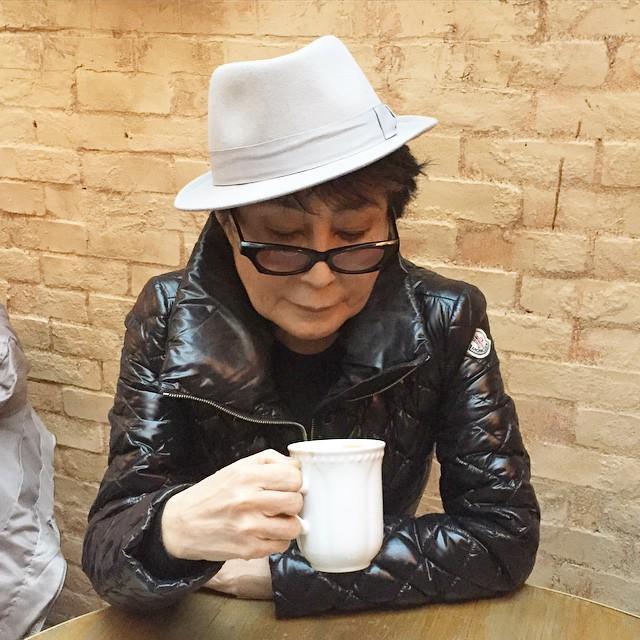 The Beatles Polska: Nieziemskie problemy Yoko Ono