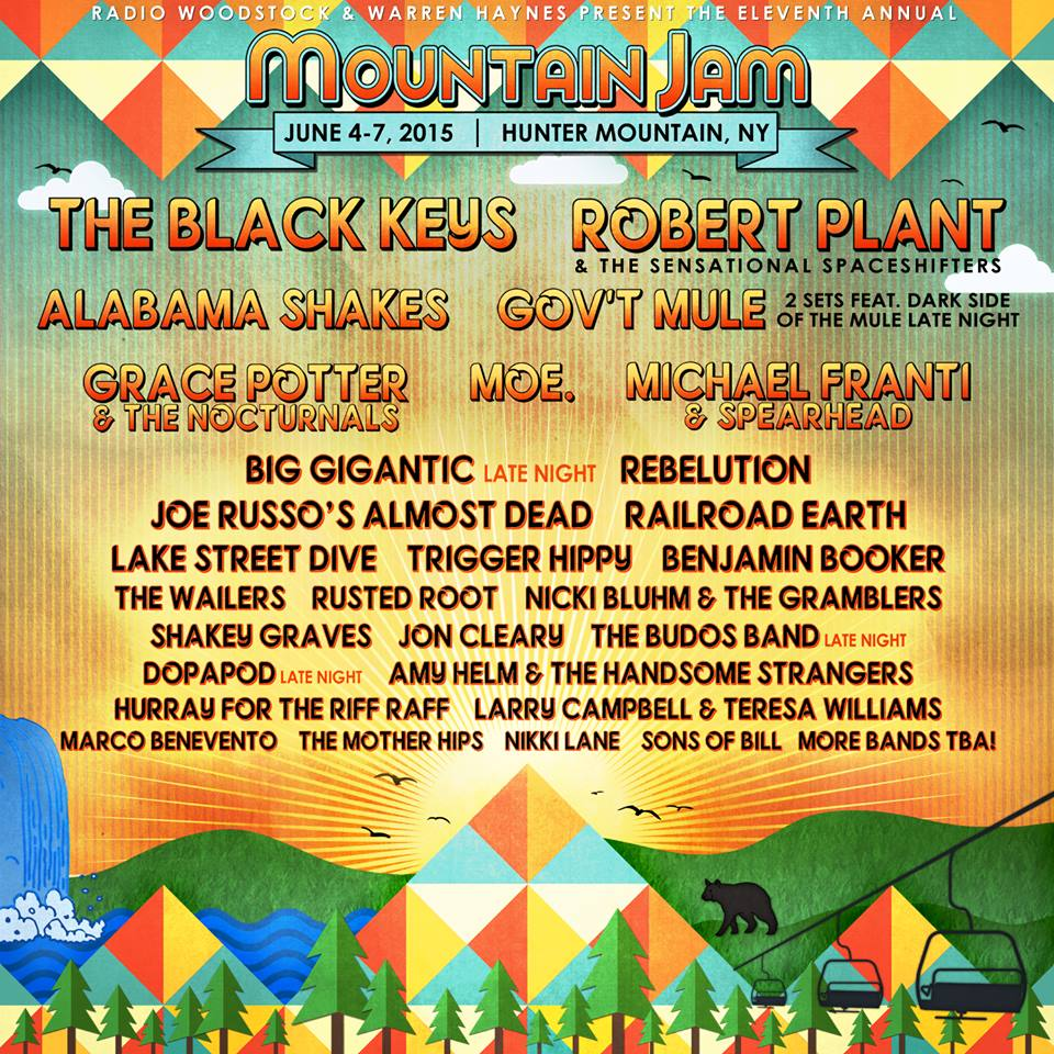 We have some AWESOME news. #RustedRoot is going to be playing @MountainJam! #MountainJam 2015 #festivals2015 RT http://t.co/V2YEjWooi4