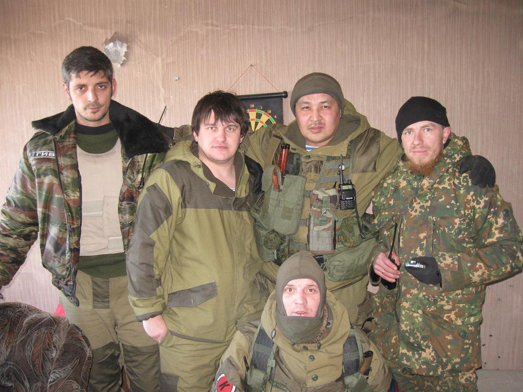 Экс-замглавы киевской милиции Федчук, которого ищут за разгон Майдана, в России разгонял протест на Манежной - Цензор.НЕТ 5973