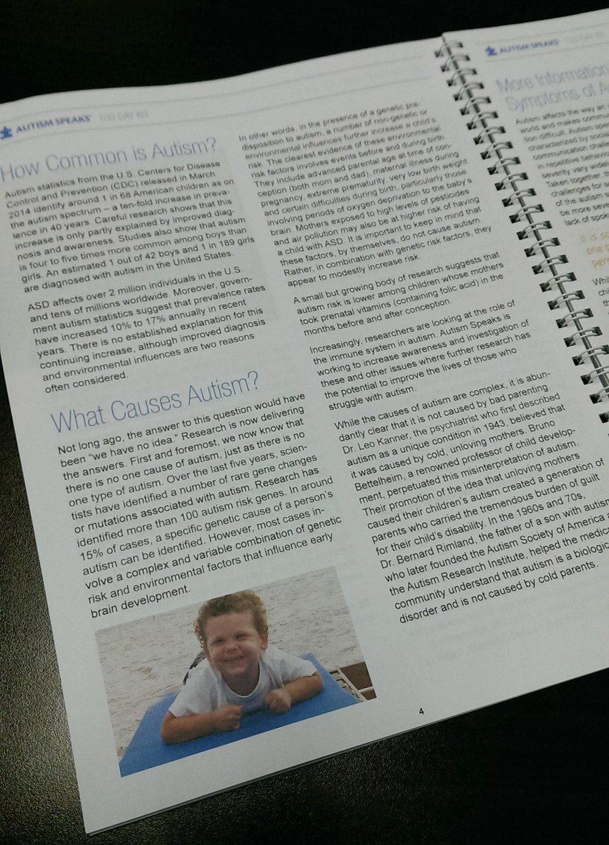 My grandson Charlie is featured in the new @autismspeaks 100 Day Kit! #autismawareness http://t.co/1klH0pUmCl