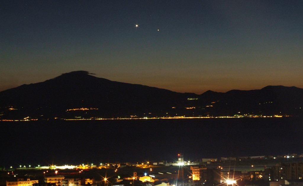 Terremoto oggi in tempo reale Stretto di Messina Sicilia Calabria