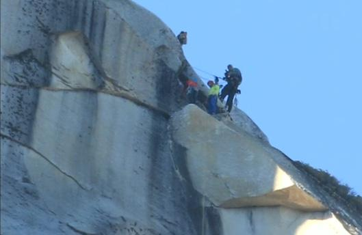 Duo Completes Hardest Rock Climb In The World At Yosemite