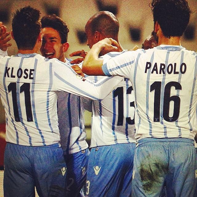 Risultati Coppa Italia: Torino-Lazio 1-3 e Parma-Cagliari 2-1 immagini video gol highlights