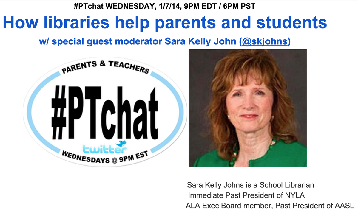 #PTchat in 3-2-1…. http://t.co/kEMsEuw5Wg