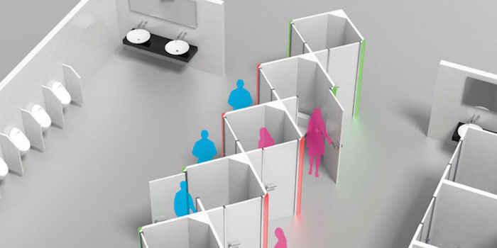 女性トイレの待ち時間を解消!男性用個室を男女共用にするデザイン ift.tt/1zg1REO pic.twitter.com/1VZtfNIMSg