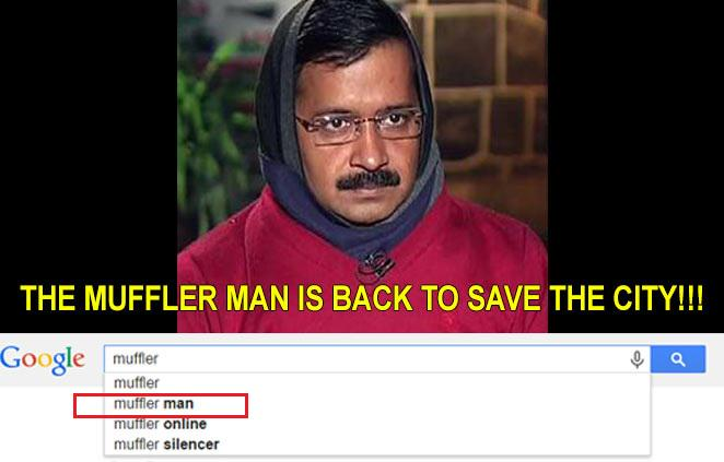 Look who's here. :P RT @blackrosegal: COULD NOT RESIST TWEETING THIS!!!! #mufflermanreturns http://t.co/HaQZiBeQKU