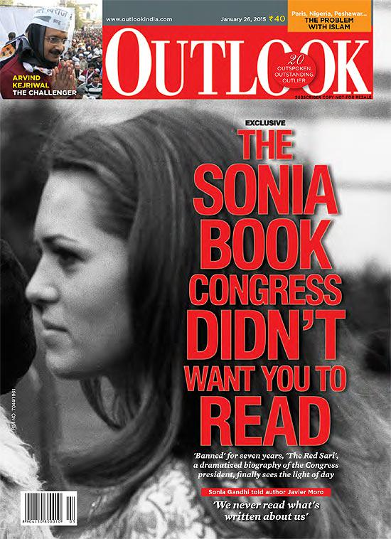 'The Red Sari', Javier Moro's dramatized biography of Sonia Gandhi was unofficially 'banned' for seven years in India http://t.co/Lqfpip9kFa