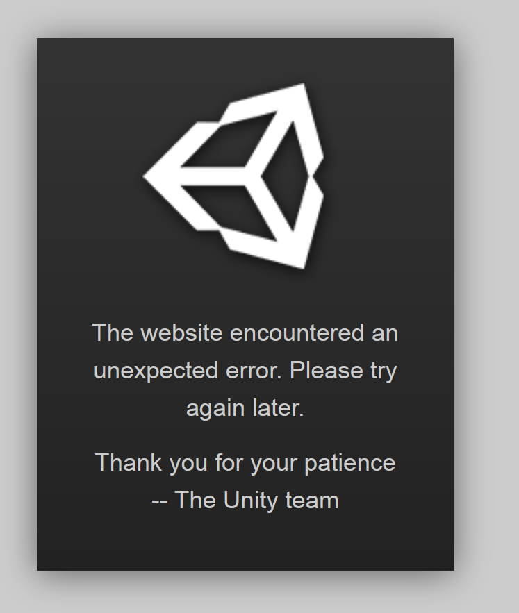 Unity on Twitter: