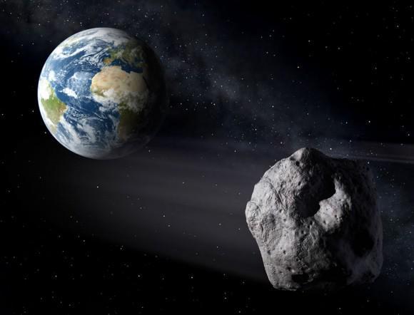 """Asteroide """"2004 BL86"""" da record verso la Terra"""