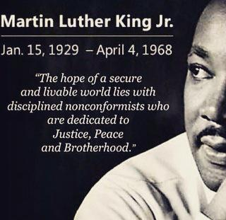 A man who had a dream...died fighting 4 that dream which allowed my dreams 2 come true. HAPPY BIRTHDAY MLK!! http://t.co/8nRDlLAB8k