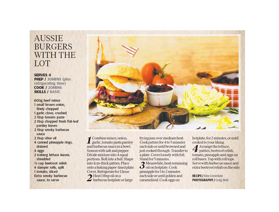 Coles Supermarkets On Twitter Recitweet Beef Burger Mix Mince Onion Parsley Grill Serve On Bun Topped With Bacon Cheddar Lettuce Tomato Http T Co Ffhytx6wa6