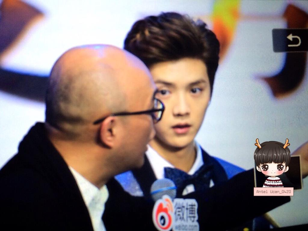 [PREVIEW] 150115 2014 Weibo Awards Night [100P] B7ZGMjcCcAAL2rk