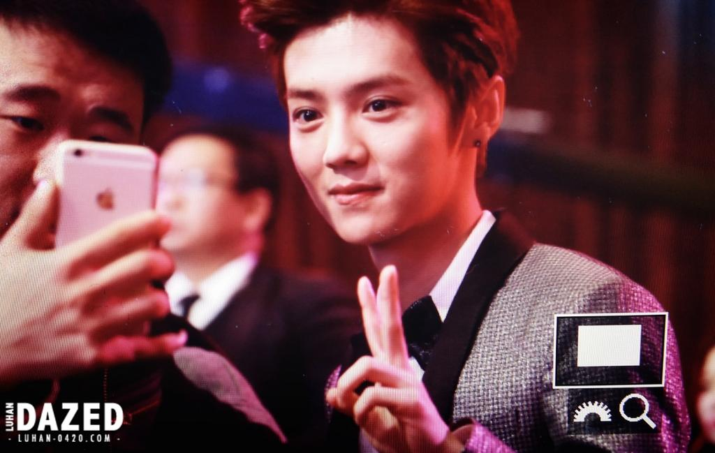 [PREVIEW] 150115 2014 Weibo Awards Night [100P] B7ZGNLhCAAEL54c