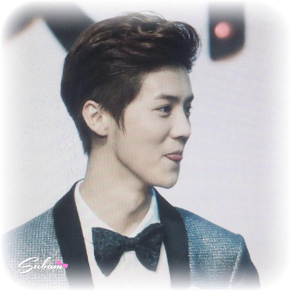 [PREVIEW] 150115 2014 Weibo Awards Night [100P] B7ZHVHVCUAE2ajg