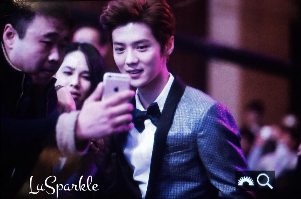 [PREVIEW] 150115 2014 Weibo Awards Night [100P] B7ZIGaYCQAAwlsR