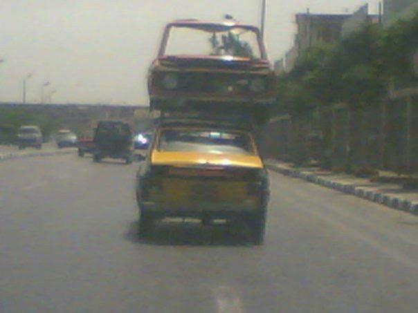 Remember the Top Gear double decker race? Apparently it inspired someone to do this. http://t.co/9P1PqGJVeI