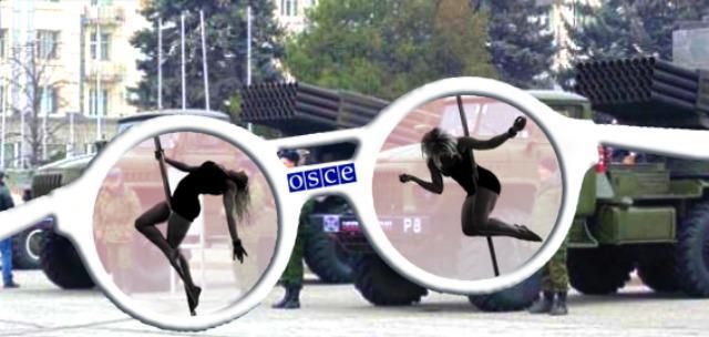 Наблюдатели ОБСЕ не смогли доехать в аэропорт Донецка, - пресс-секретарь миссии - Цензор.НЕТ 7078