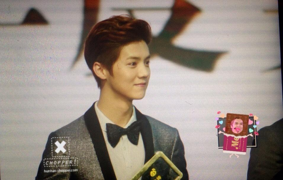 [PREVIEW] 150115 2014 Weibo Awards Night [100P] B7ZPX4HCQAA0pwd