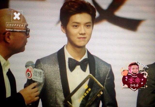 [PREVIEW] 150115 2014 Weibo Awards Night [100P] B7ZPYHQCIAEbPWD