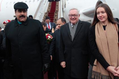 Thumbnail for Visita del Presidente de Venezuela Nicolás Maduro a Rusia / Визит Президента Венесуэлы Н.Мадуро в Россию